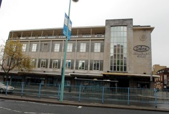 £50m Refurbishment/Redevelopment – Derry's Building, Plymouth