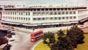 Derry's Building Early 1960's