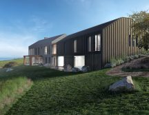 Bodmin, Cornwall – New Family Residence with Ground Source Heat Pump