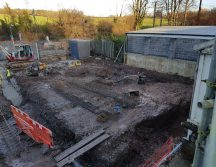 Works Have Started on our New Office Development Project