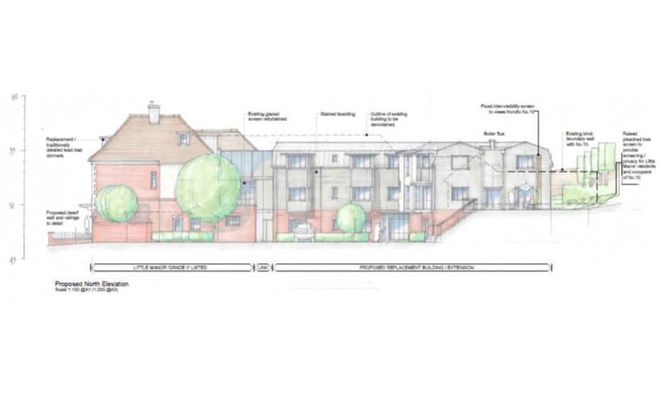 30 Bedroom Care Home, Salisbury