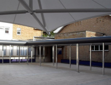 St Cuthbert Mayne School, Torquay – Main Hall Refurbishment