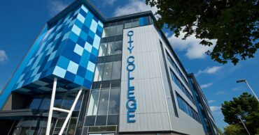 Conversion of the existing library to digital centre at City College Plymouth